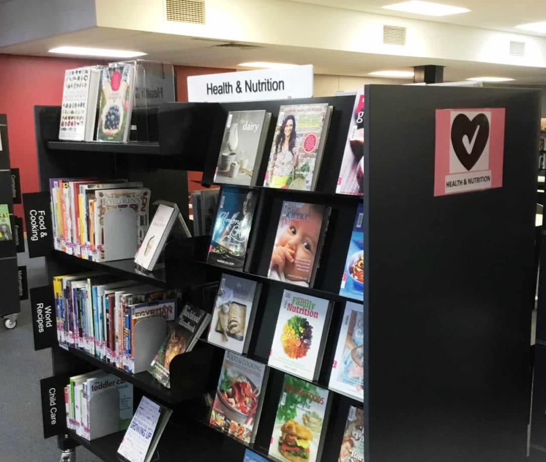 Genrefying your library: Unley High School