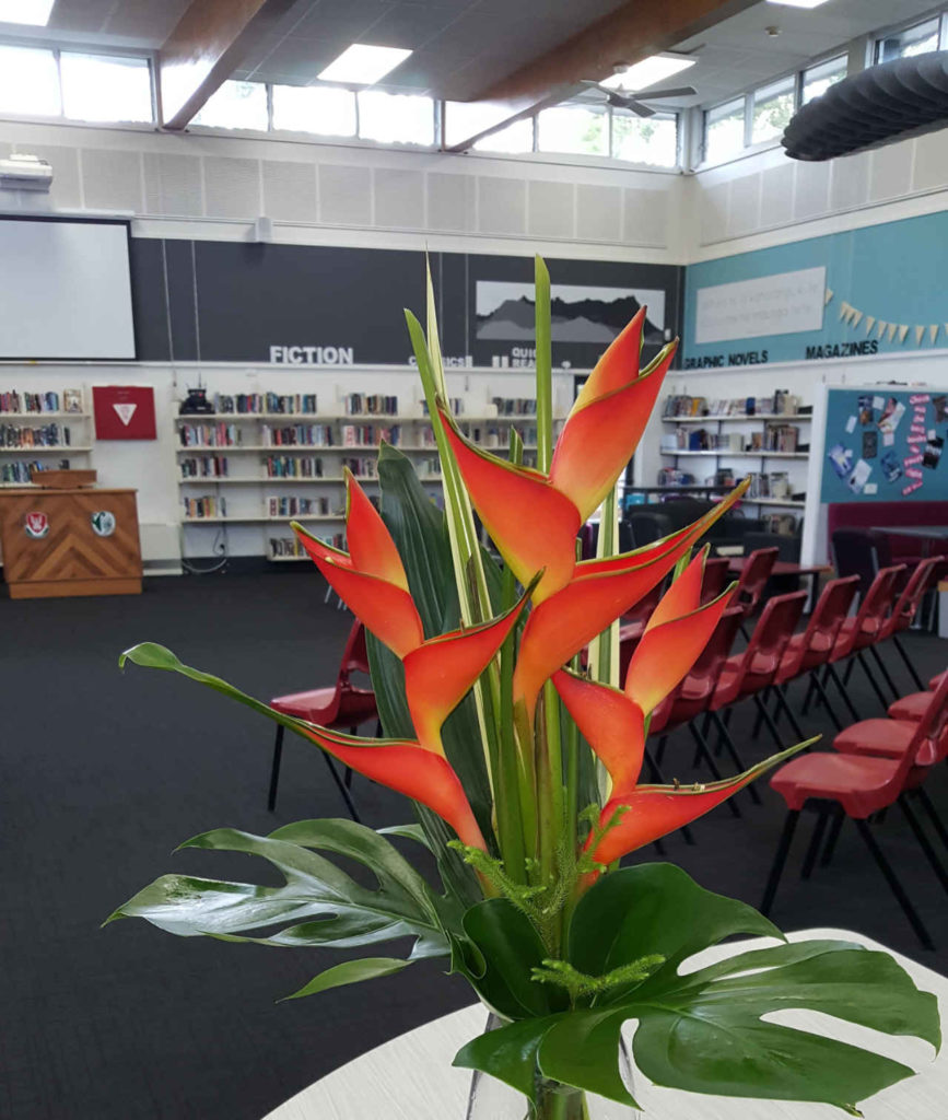 Kamo High School Library