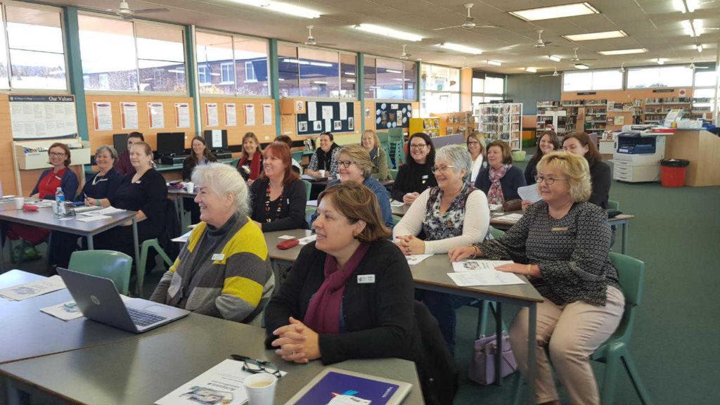 Accessit Library Roadshow Australia