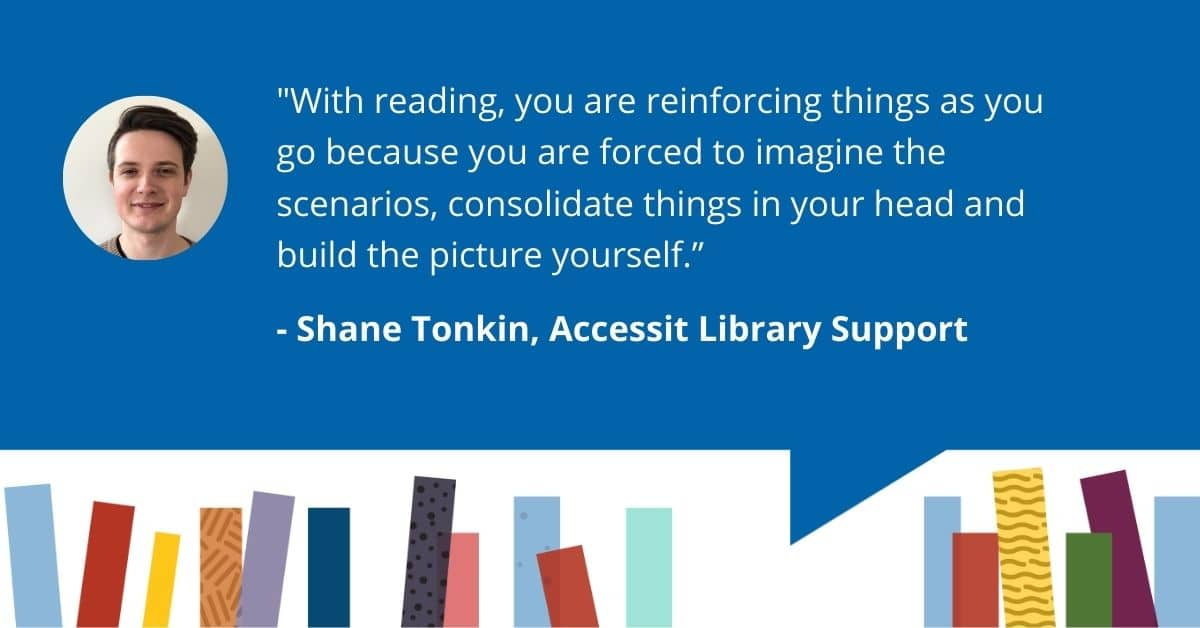Shane – Accessit Library Support