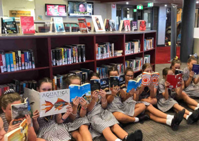 School Library Profile: St Rita's College Library