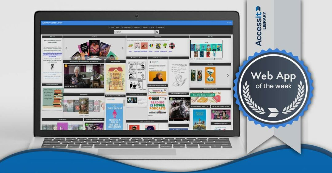 Web App of the Week: Sydenham School