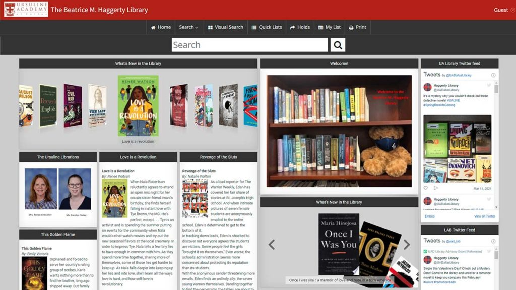 library management system for schools screenshot