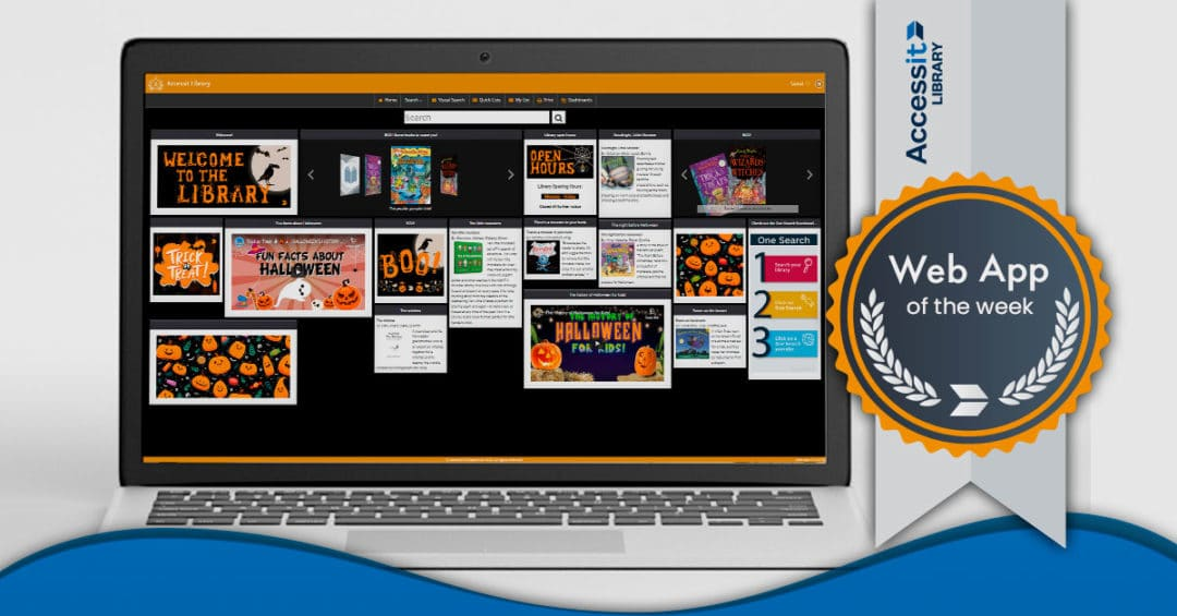 Web App of the Week: Halloween – Free download