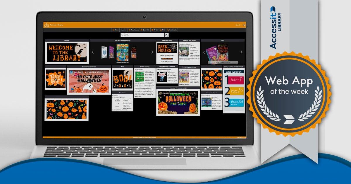 Web App of the Week - Halloween