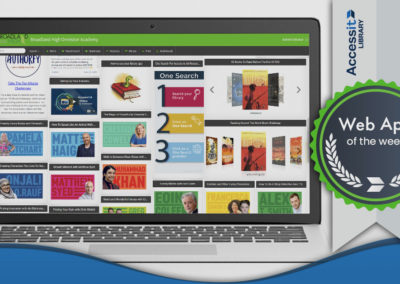 Web App of the Week – Broadland High Ormiston Academy