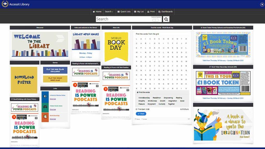 Web App of the Week - WBD Screenshot