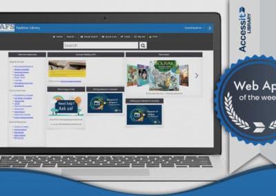 Web App of the Week – Abington Friends School